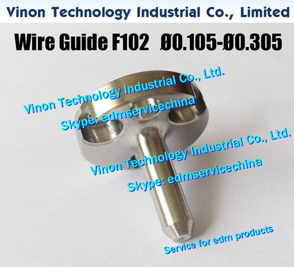 2019 Ø0 105mm A290 8021 X773 Edm Wire Guide Diamond F102 Lower For Fanuc  O,P,Q,R,S,T Diamond Guide Lower A290 8021 X773,A2908021X773,24 06 108 From