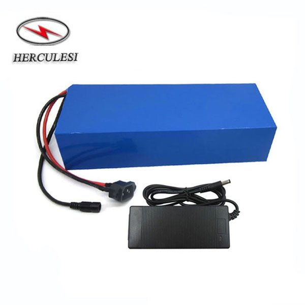 36 Volt Rechargeable Ebike Battery Pack 36V 10Ah 12Ah 15AH Lithium Ion Battery For Electric Scooter