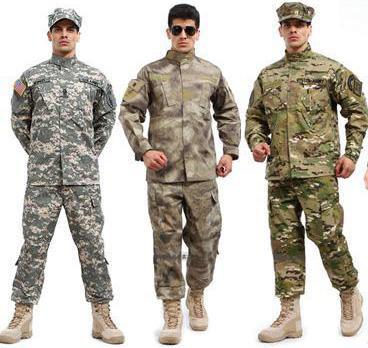 Airsfot Hunting Tactical Army ACU Uniform Set Shirt Pantaloni Uniform Kryptek Camouflage Combat Outdoor Abbigliamento
