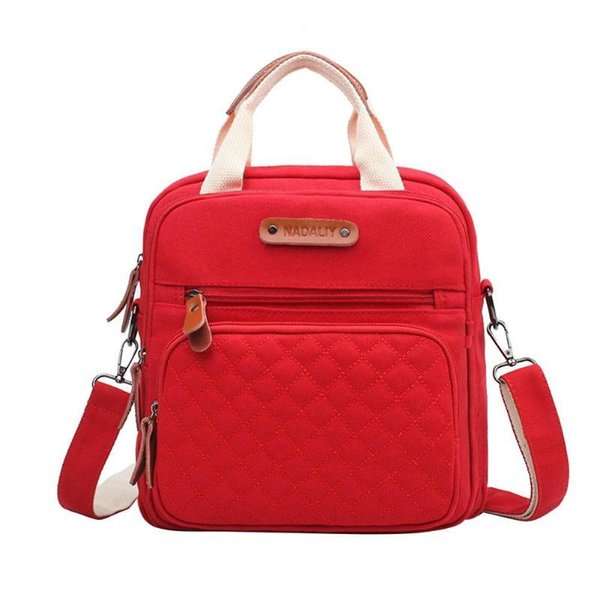2019 Fashion2018 Fashion Mummy Maternity Bag Large Capacity Baby Diaper Nappy Backpack Mom Multilayers Stroller Bags for Baby Care
