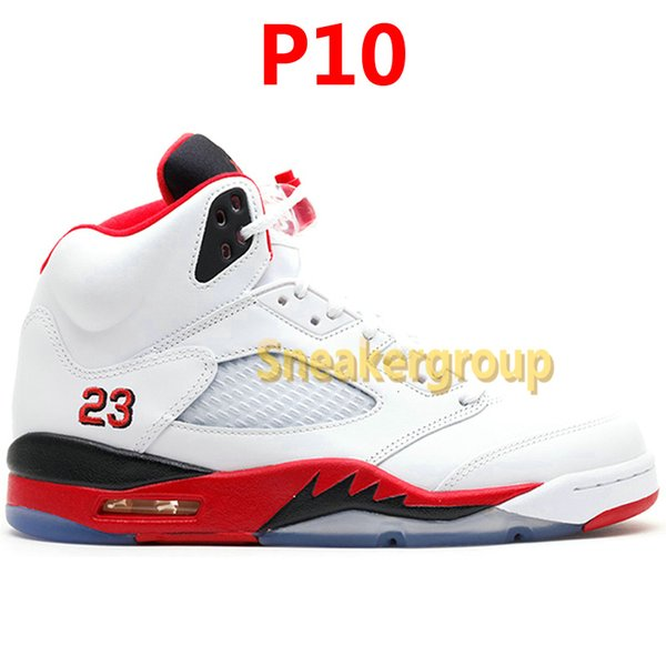 P10-Fire Red