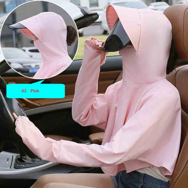 A2 Light Pink-Adult Size