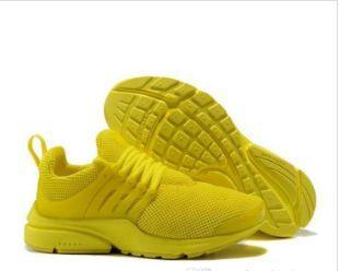 nouveau Presto hommes femmes Chaussures de course respirantes triple noir blanc jaune rouge bleu coureurs légers hommes formateurs baskets de sport
