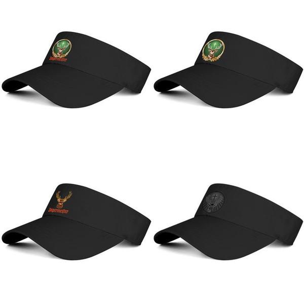 JaJagermeister Logo черные женские теннисные кепки крикет кепка летняя шапка