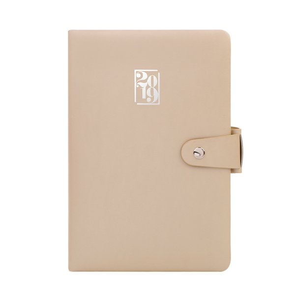 Agenda 2019 Planner A5 Diary Dokibook Notebook Divider Weekly Monthly Personal Organizer Travel Journal Kawaii Office Note Book