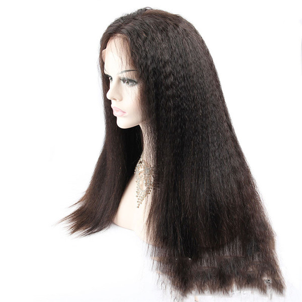 American virgin wigs with personality, tailored for women, novel style, good quality, good air permeability, comfortable to wear.TKWIG