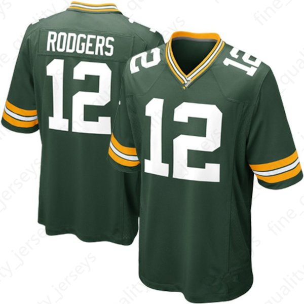 0df91e6a6 23 Jaire Alexander 12 Aaron Rodgers Green Bays Jersey Packers 80 Jimmy  Graham 37 Jackson 4