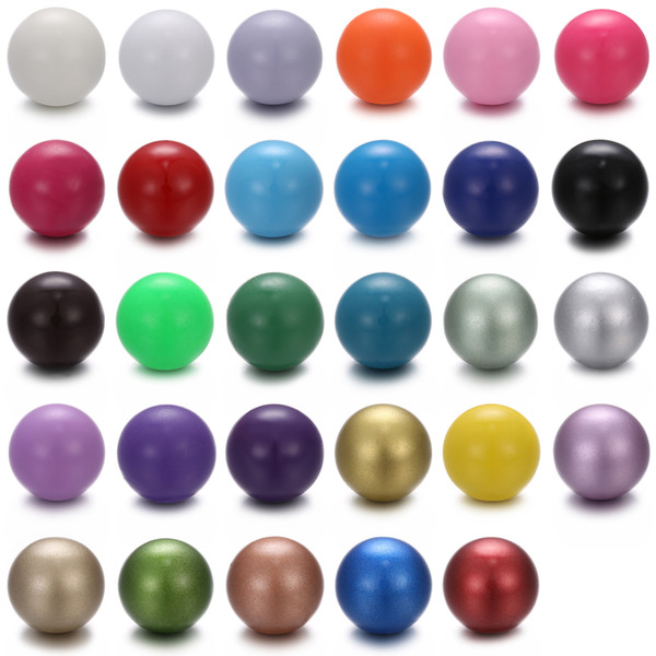 Angel Caller Ball Harmony Chimes Balls Multicolor 16mm Sound Music Ball For Mexican Pendants Beads Maternity Necklace Baby Pregnant Necklace