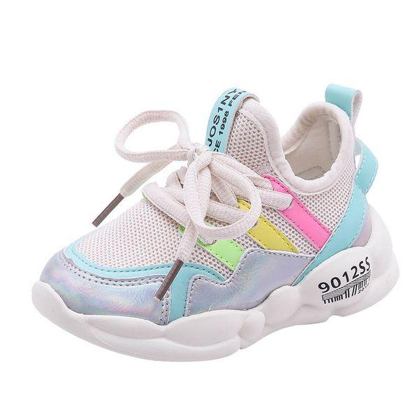 Großhandel Ins Baby Turnschuhe Beiläufige Babyschuhe Chaussures Enfants Kleinkindschuhe Baby Jungen Trainer Mädchen Trainer Kleinkind Turnschuhe