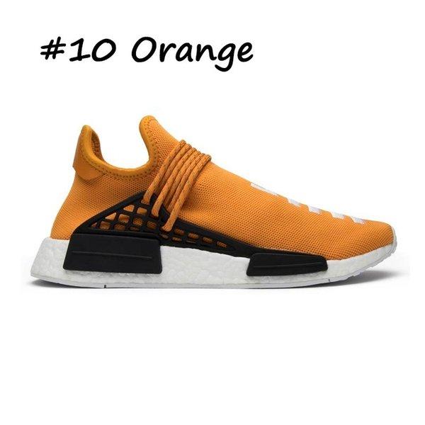 10 Arancione