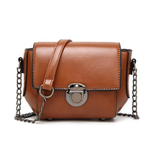 Womens Bags Crossbody Bags For Women Nice Female 12x19cm Shoulder Bag Women Messenger PU Leather Bolsa Feminina DALFR