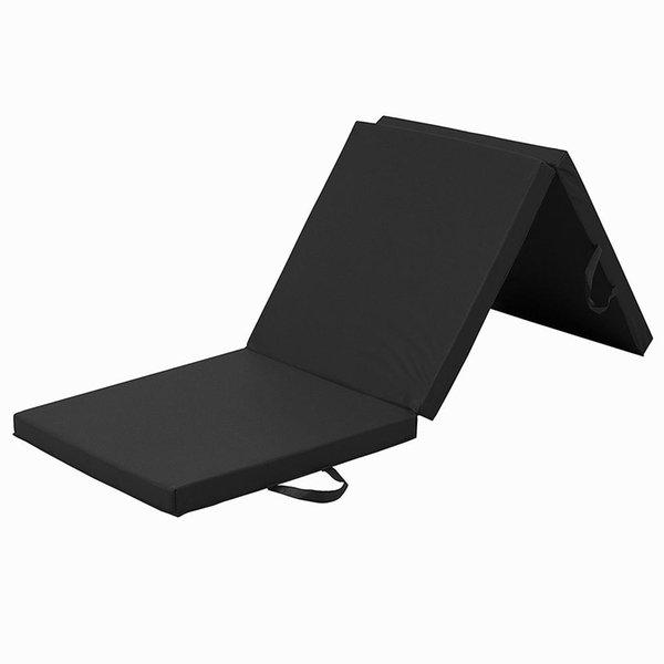 HobbyLane Tapis de gymnastique Tri-Fold Soft Exercise pour la gymnastique Aérobic Yoga Arts Martiaux