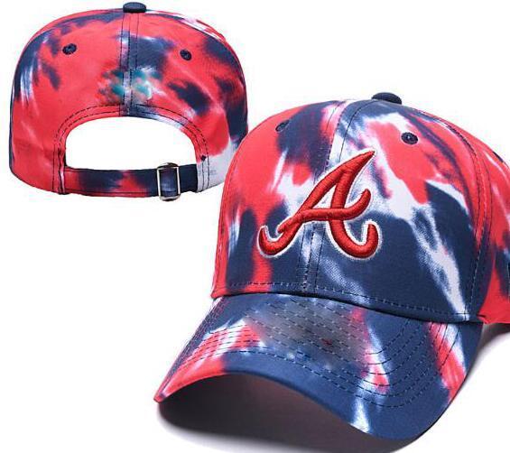 Snapback Braves Bir Logo şapka Strapback Eğitim Kampı kap Ayarlanabilir Beyzbol kadın erkek Snapbacks Amerikan Şehir şapka Cap Çıkışı Caps