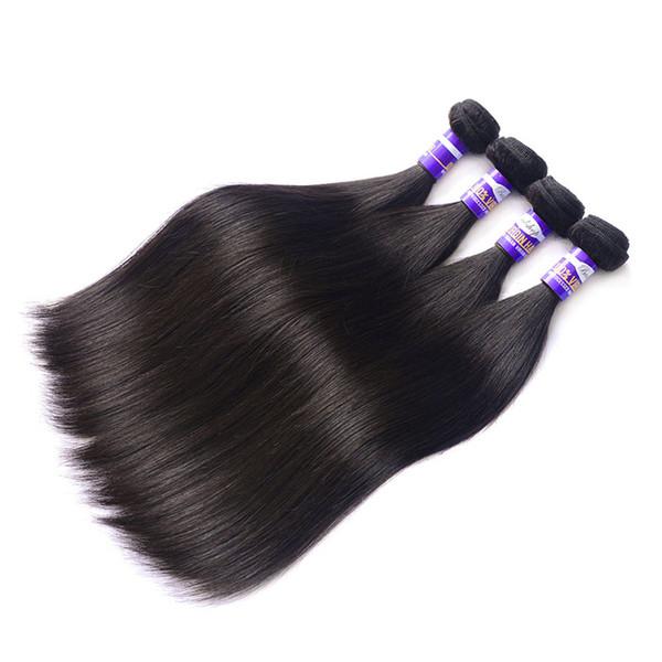 Wholesale Brazilian Virgin Hair Peruvian Human Hair Weave Weaves Bundles Body Wave Straight 3 Bundles Indian For Weaves Extensions
