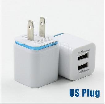 Смешанный цвет зарядное устройство США