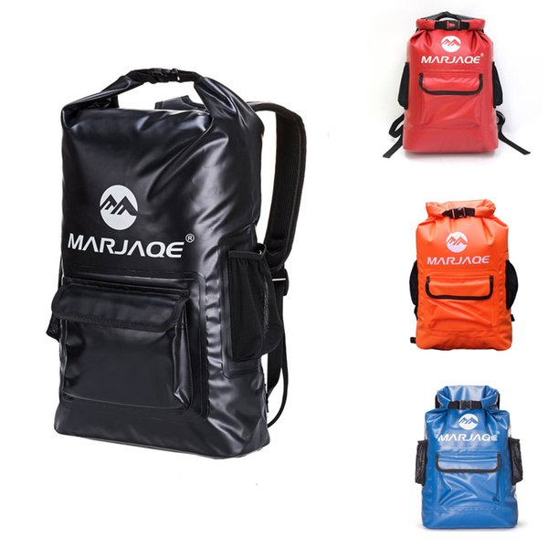 Waterproof Dry Bag Water Resistant Lightweight Backpack Floating Dry Storage Backpack For Kayaking Boating Vacation Birthday Gift M246Y