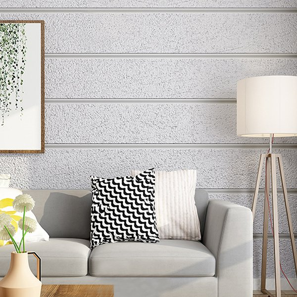 New High-end luxury modern minimaltist deer suede marble sriped wallpaper non-woven fabric Living room TV background wall paper bedroom 3D