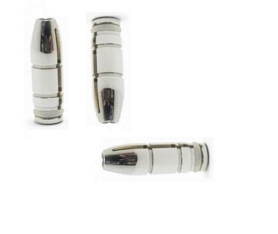 Vape Vivi Nova DCT 510 Atomizer tank smoking metal mouth tips stainless 510 Drip Tips Electronic Cigarette Bullet Shape metal Mouthpieces