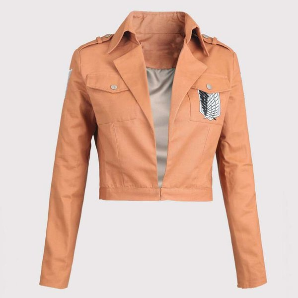 Attack on Titan Jacket Cloak Shingeki No Kyojin Jacket Legion Cosplay Costume Jacket Coat home clothing