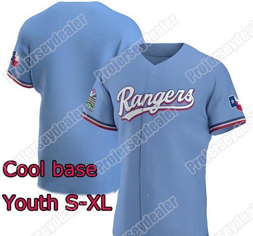 La luz azul Jóvenes S-XL