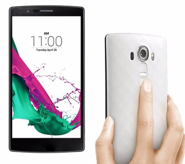Ricondizionato originale LG G4 H815 3 GB di RAM 32 GB ROM quad core 5.5 pollici 16MP Andriod 5.1 4G LTE sbloccato telefono scatola sigillata