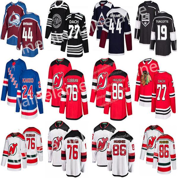 Boston Bruins Colorado Avalanche Columbus Blue Jackets 88 David Pastrnak 63 Brad Marchand 29 chandails de hockey Nathan MacKinnon