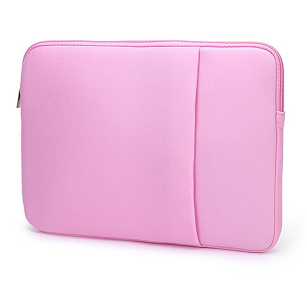 Laptop Sleeve Soft Zipper Pouch 11 12 13 14 15 15.6 Inch Bag Case Cover for MacBook Air Pro Ultrabook Laptop