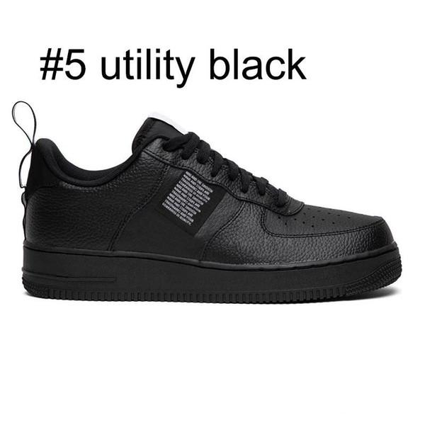 Nr. 5 Utility schwarz