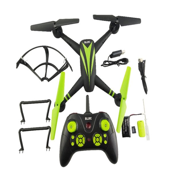 Four-axis Aircraft L107C Remote Control Aerial Aircraft High-definition 2.4G Headless Mode a Key take-off Landing