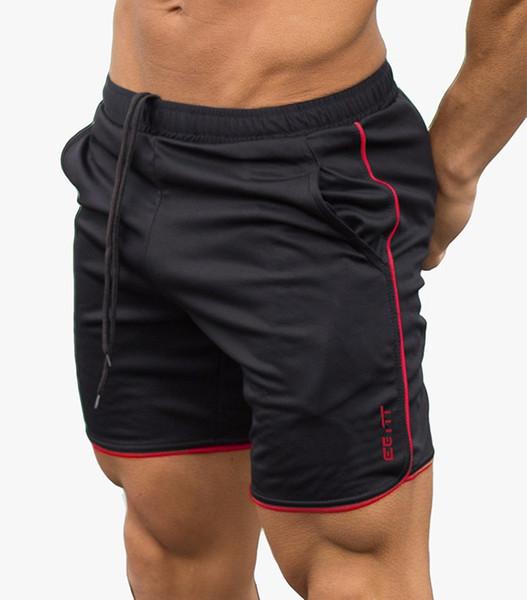 2019 Top Wholesale new embroidery Board Shorts Mens Summer Beach Shorts Pants High-quality Swimwear