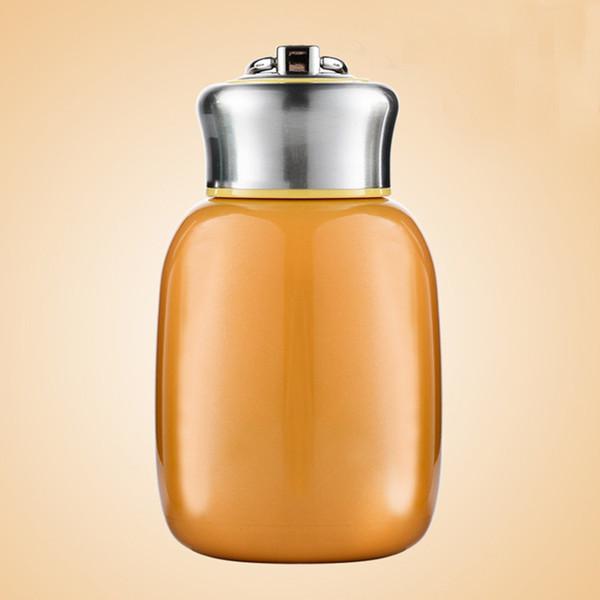 Tazza calda della tazza di caffè di conservazione della tazza di vuoto della boccetta dell'acciaio inossidabile della bevanda calda di viaggio della bevanda calda