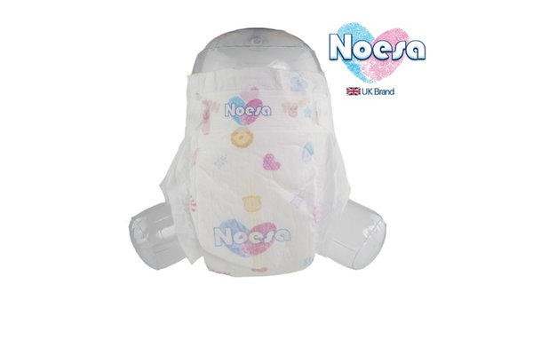 Подгузники NOESA для детей 12-16 кг Подгузники XL Размер подгузника 56 листов / штука Одноразовые детские