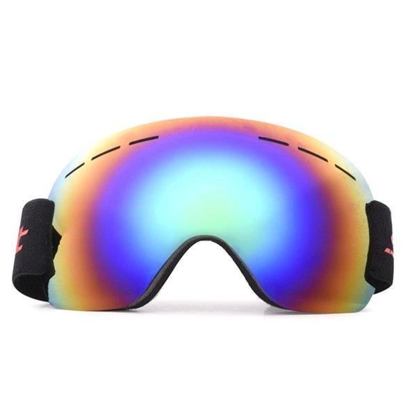 Wind Mirror 2018 Pc Snow Mountain Ski Goggles Durable 4 Color Ski Goggles Game
