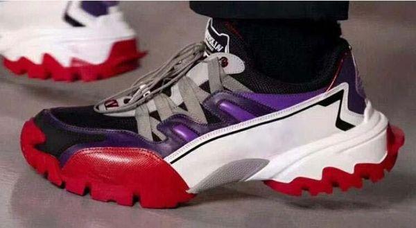 El más nuevo Flashtrek Zapatos casuales Sneaker Zapatos de diseñador de lujo para hombre Zapatos de diseñador de lujo casual para mujer Zapatillas de deporte talla grande 35-46 81