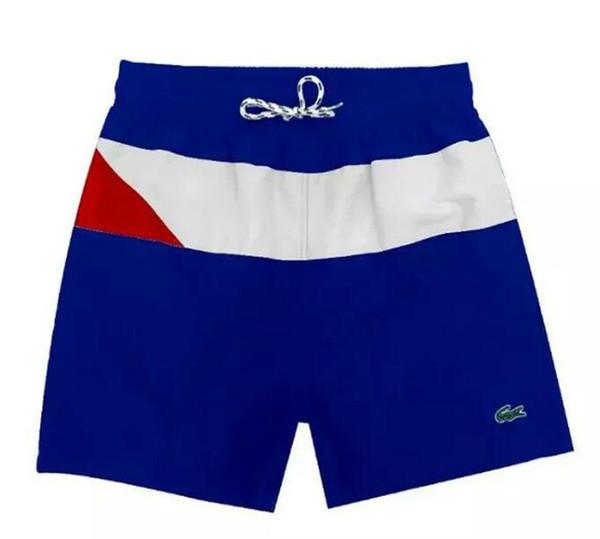 LACOSTE Livraison gratuite 2019 nouveaux shorts d'été pour hommes shorts de surf hommes shorts de surf hommes qualité top Tailles M-XXL