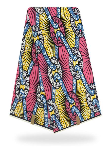 Hollandais Wax High Quality Hollandais Wax 2019 Dutch African Hot Sale Design For Women Dress