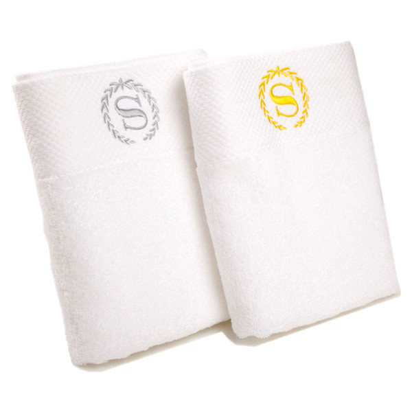 bath towels, 100% cotton, all white, no addition is a five-star l. good life should be equipped with a good towel