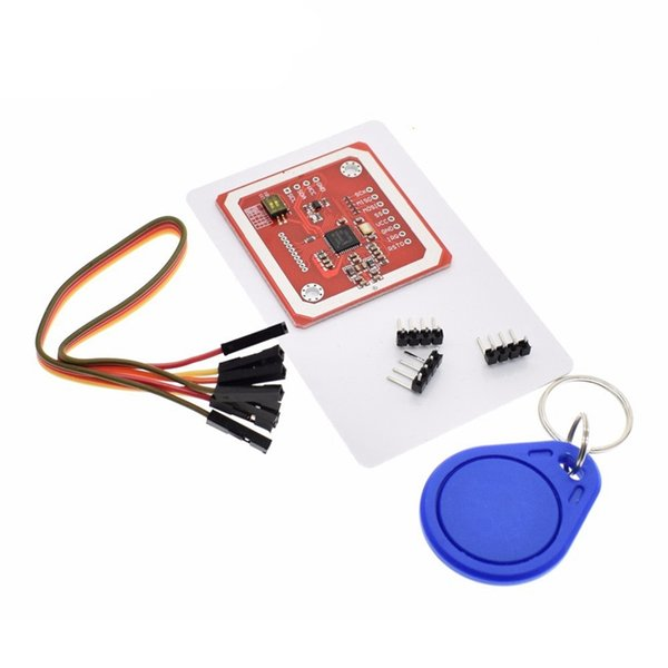 PN532 NFC M/ódulo RFID V3 Usuario Kit Lector Modo de escritura I2C HSU