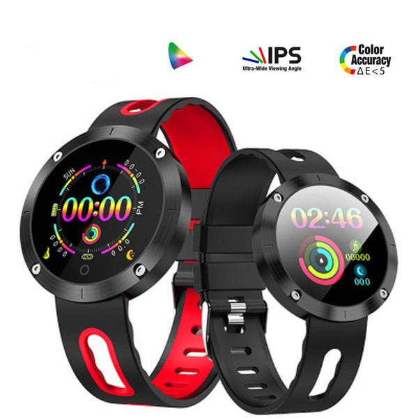 Bluetooth Smart Watch Heart Rate Monitor Smart Bracelet IP68 Waterproof Silicone Digital Outdoor Sport Watch Activity Tracker