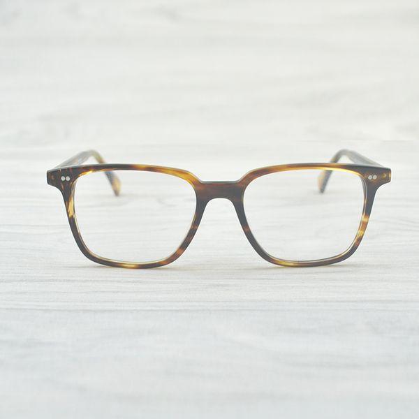 Occhiali da vista retrò unisex grande trasparente trasparente occhiali da lettura telaio oliver OV5316 occhiali di design occhiali montatura miopia occhiali da vista