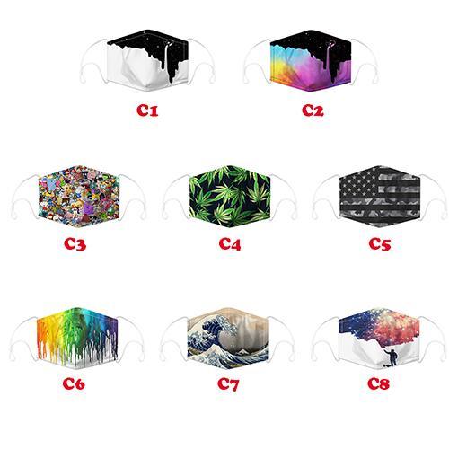مزيج تصميم C أو ملاحظة