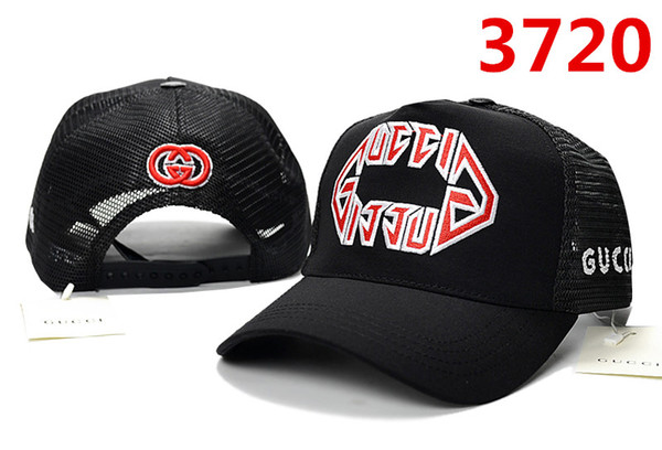 Wholesale all kinds of high quality style hats Men and women retro caps Outdoor leisure sports baseball caps Dad hats Adjustable hats