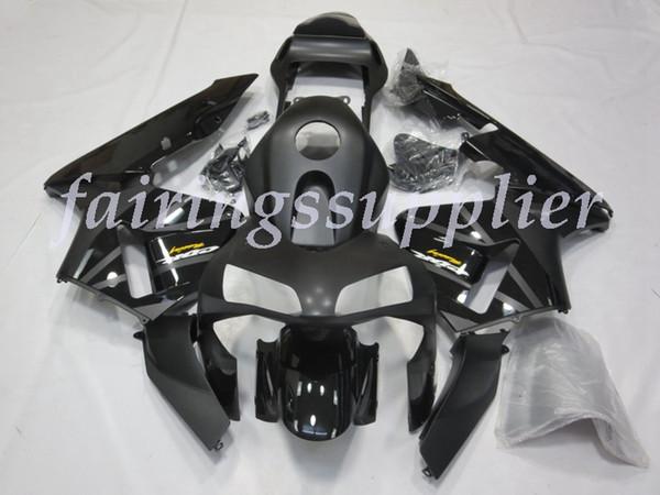 Nuevo (moldeo por inyección) del carenado del ABS Fit Kits para Honda CBR600 F5 FS 2003 2004 03 04 Set de carenados Mate con insignias