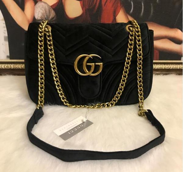 Le nuove 2018 signore portatile nuovo mini catena di moda borsa messenger cashmere pane star femminile borsa perfetta preferito @ 010