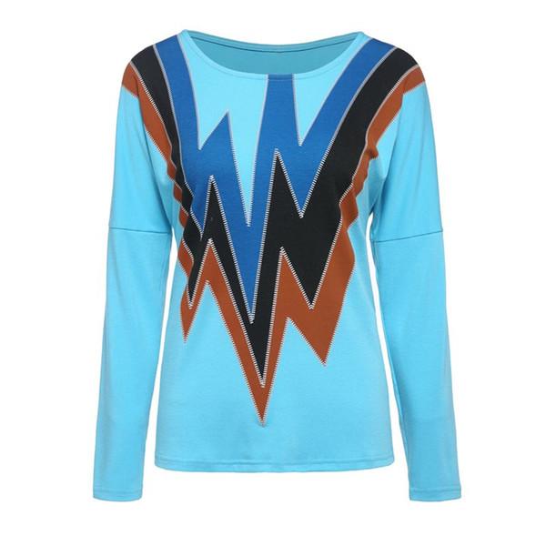 Chandail tricoté femmes couleur bloc jaune rue pull-over bleu lâche base occasionnel tricots femme printemps automne pulls top en tricot