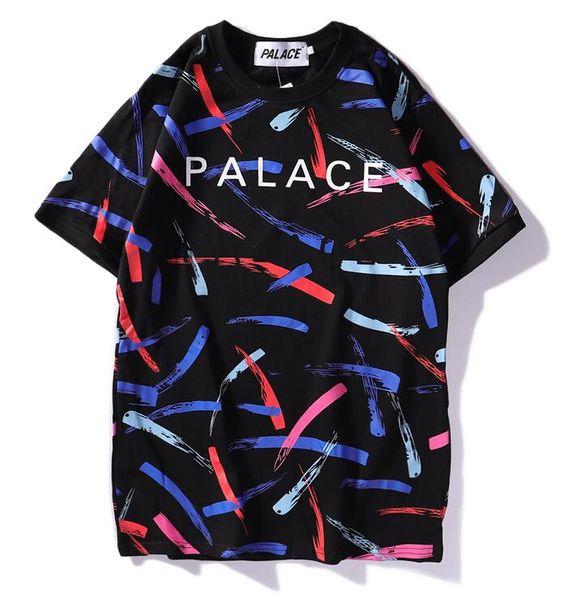 Новая мужская футболка с длинным рукавом от 2019 года. Новая модная футболка с фирменным письмом