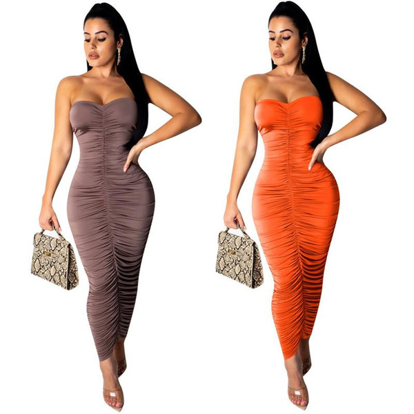 Plus Size Casual Loose Long Dress Summer Clothes For Women One Shoulder Long Sleeve Beach Dress Sexy Bohemian Sundress Vestido NB-1481