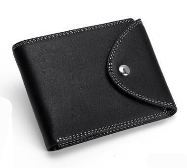 Credit Card Holder Man Driver License Holder Head layer cowhide Driver Documents Bag Hasp ID Card Case Wallet