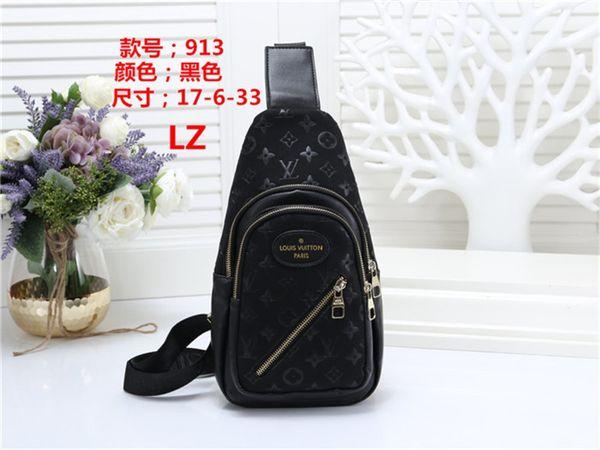 2019 The new Classic Shoulder bag Mens Fashion Messengers Bag Women Crossbody Bags Famous Shoulder Satchels Bag Man Women's HY913