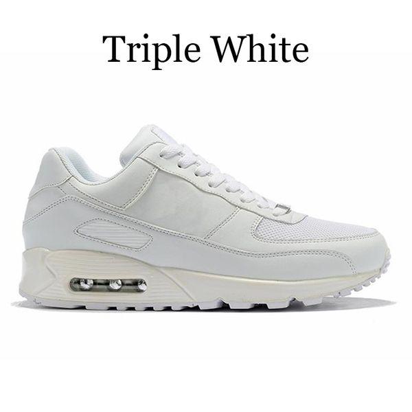 40-45 Тройной белый
